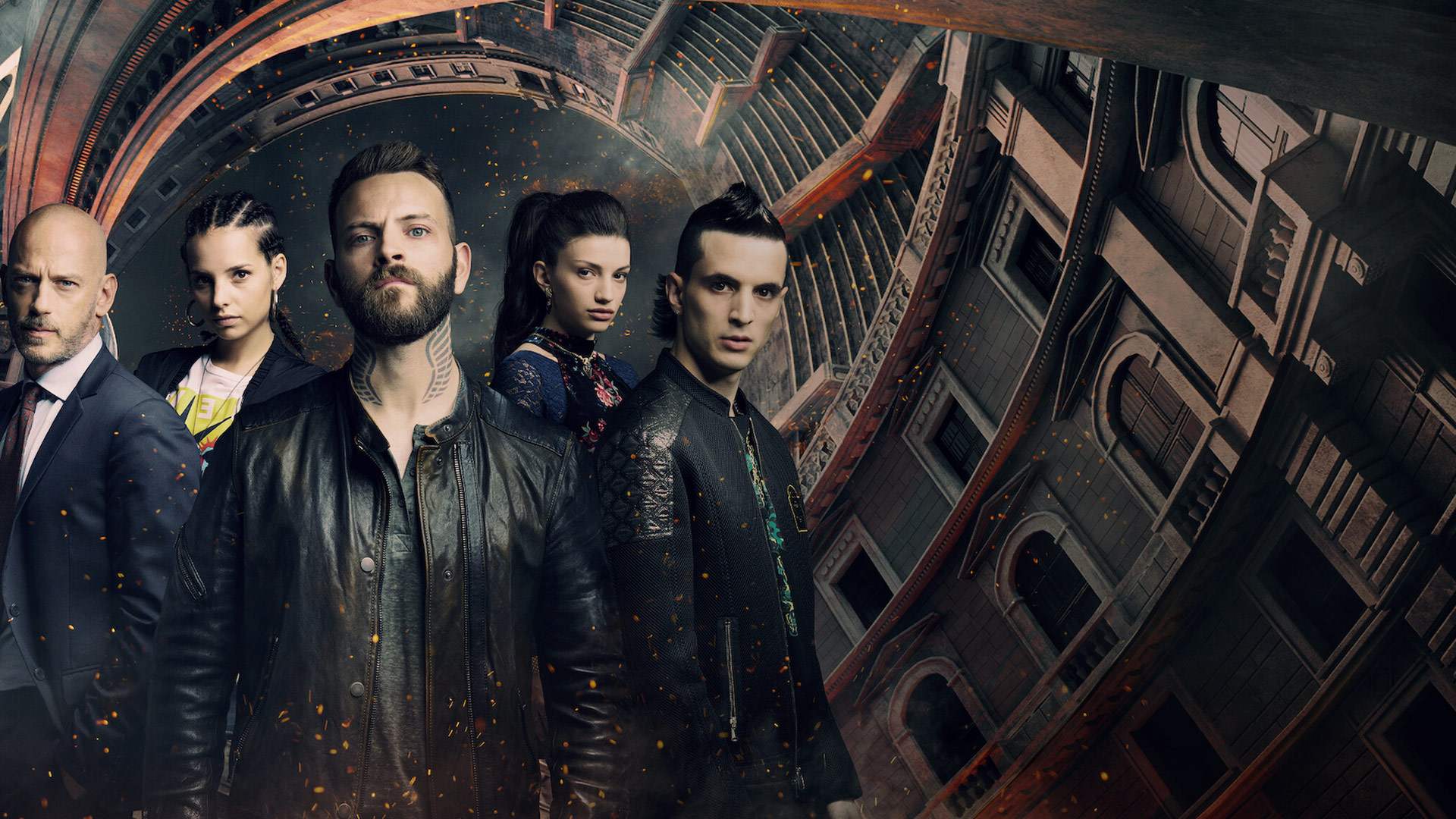 Suburra - The series 3